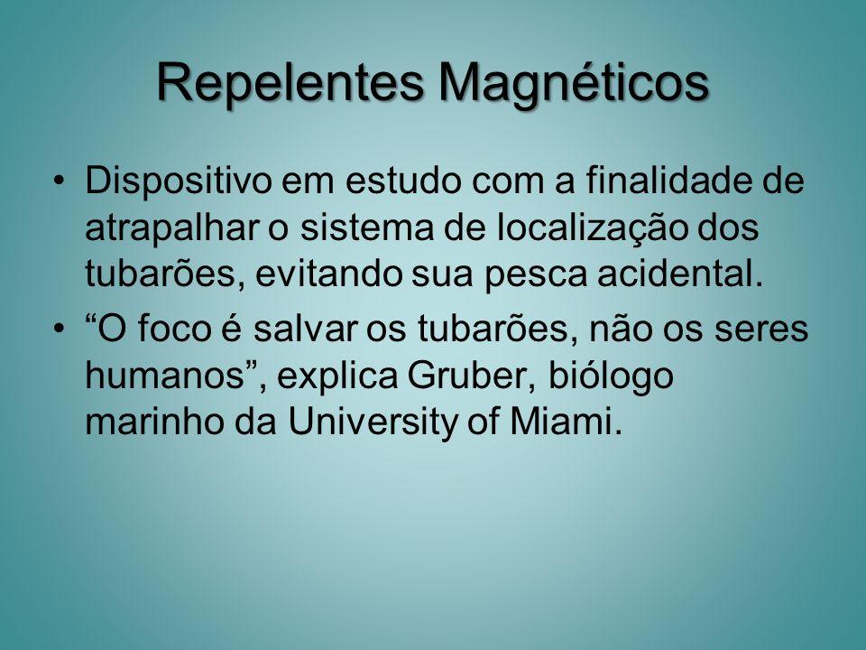 Repelentes Magnéticos