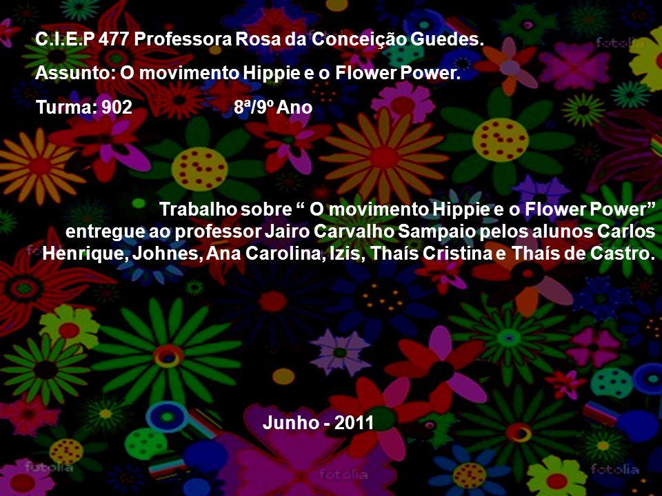 C.I.E.P 477 Professora Rosa da Conceição Guedes.