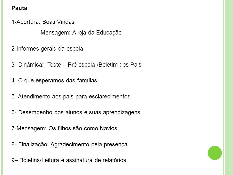 Favoritos E.M.Epitácio Campos 1º Bimestre Reunião de Pais - ppt video online  CT41