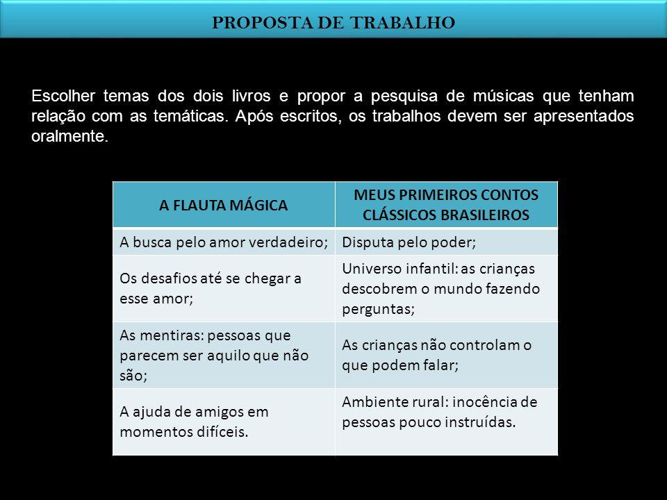 MEUS PRIMEIROS CONTOS CLÁSSICOS BRASILEIROS