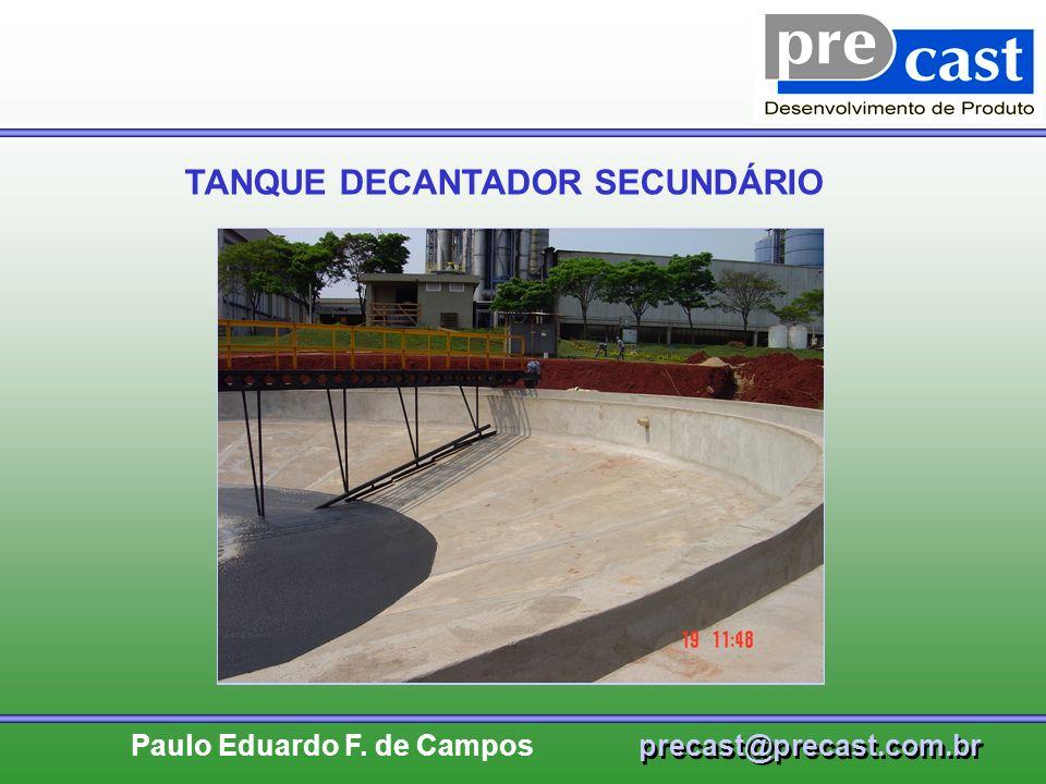 TANQUE DECANTADOR SECUNDÁRIO