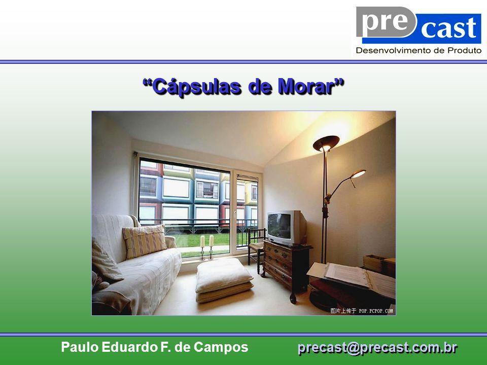 Cápsulas de Morar Comentar a dificuldade que os habitantes de um conjunto como este têm, até mesmo, para localizar o apartamento onde moram.