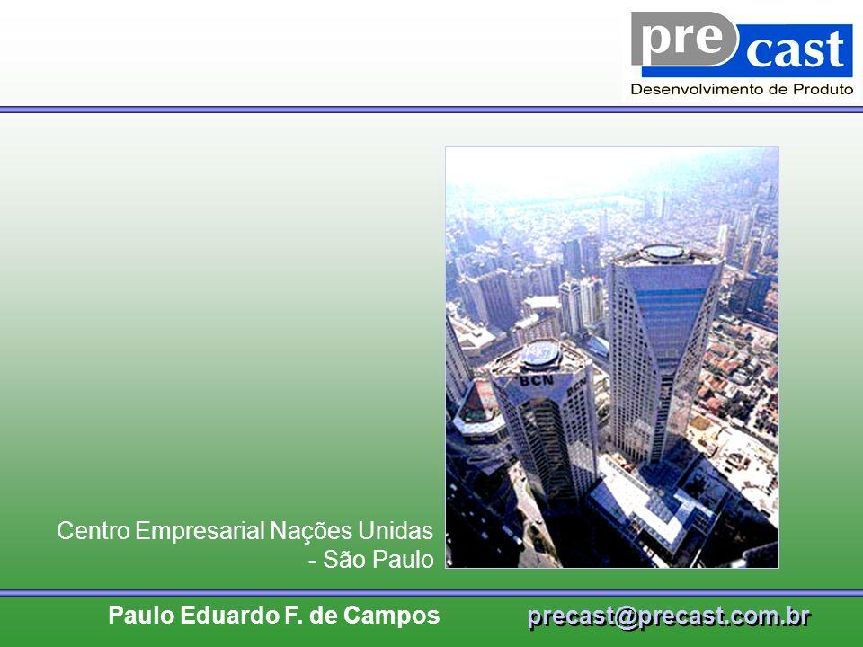 Centro Empresarial Nações Unidas - São Paulo