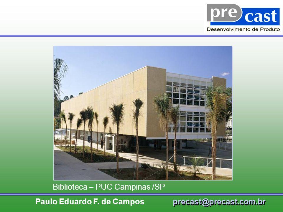 Biblioteca – PUC Campinas /SP