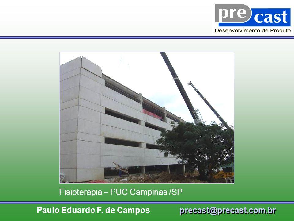 Fisioterapia – PUC Campinas /SP