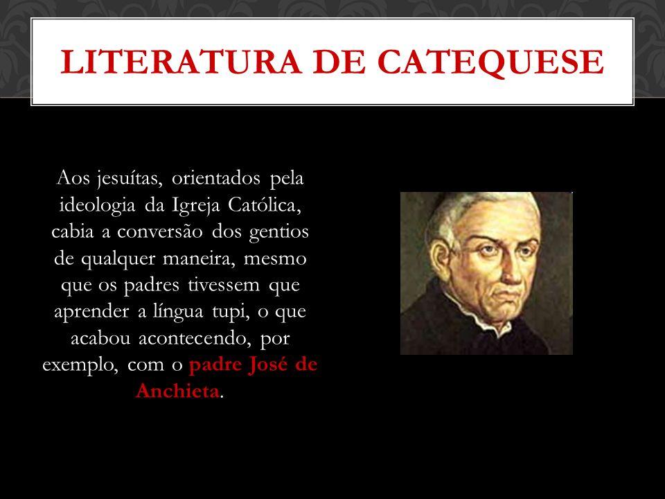 LITERATURA DE CATEQUESE