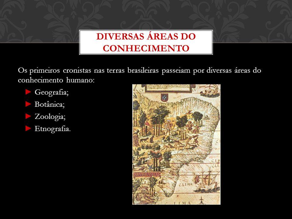 DIVERSAS ÁREAS DO CONHECIMENTO
