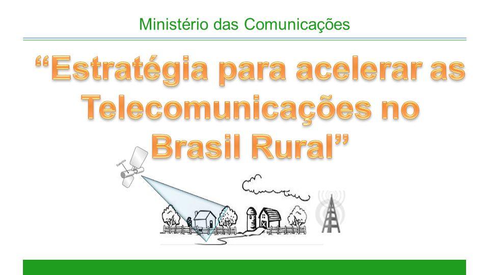 Estratégia para acelerar as Telecomunicações no