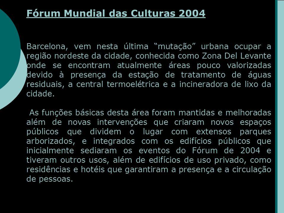 Fórum Mundial das Culturas 2004