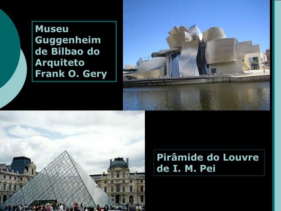 Museu Guggenheim de Bilbao do Arquiteto Frank O. Gery