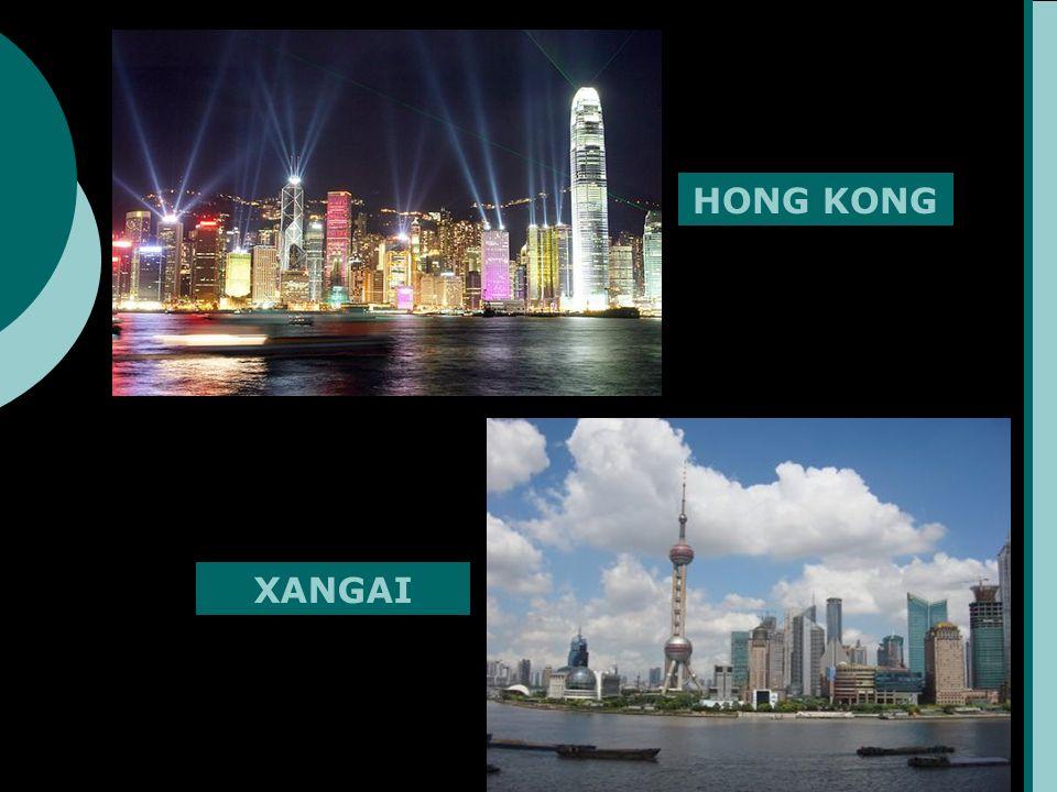 HONG KONG XANGAI