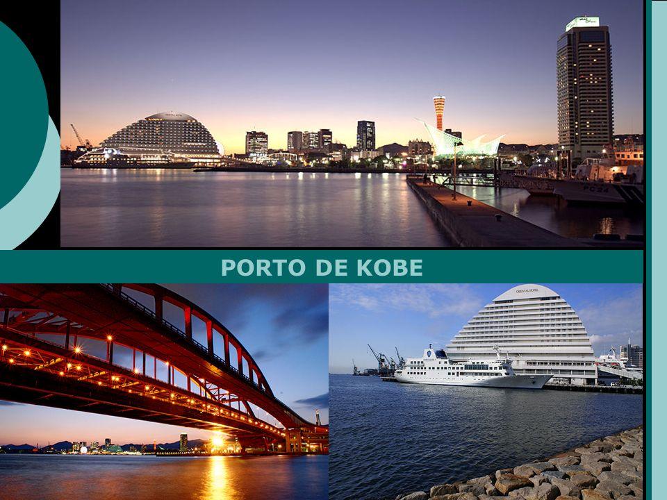 PORTO DE KOBE