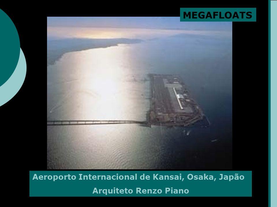 MEGAFLOATS Aeroporto Internacional de Kansai, Osaka, Japão