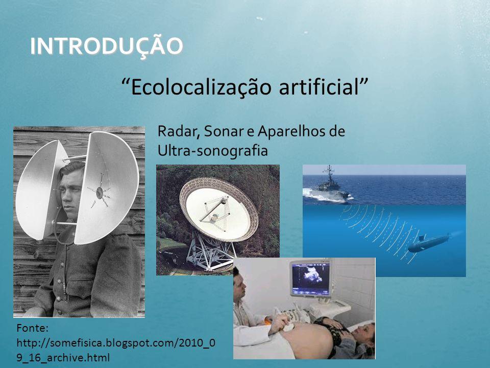 Ecolocalização artificial