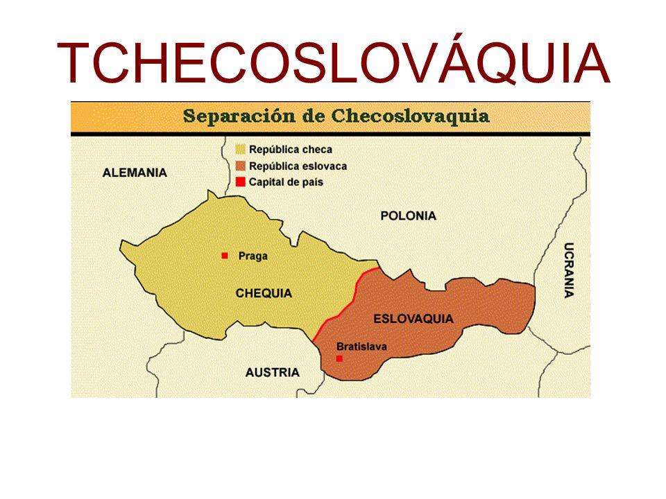 TCHECOSLOVÁQUIA