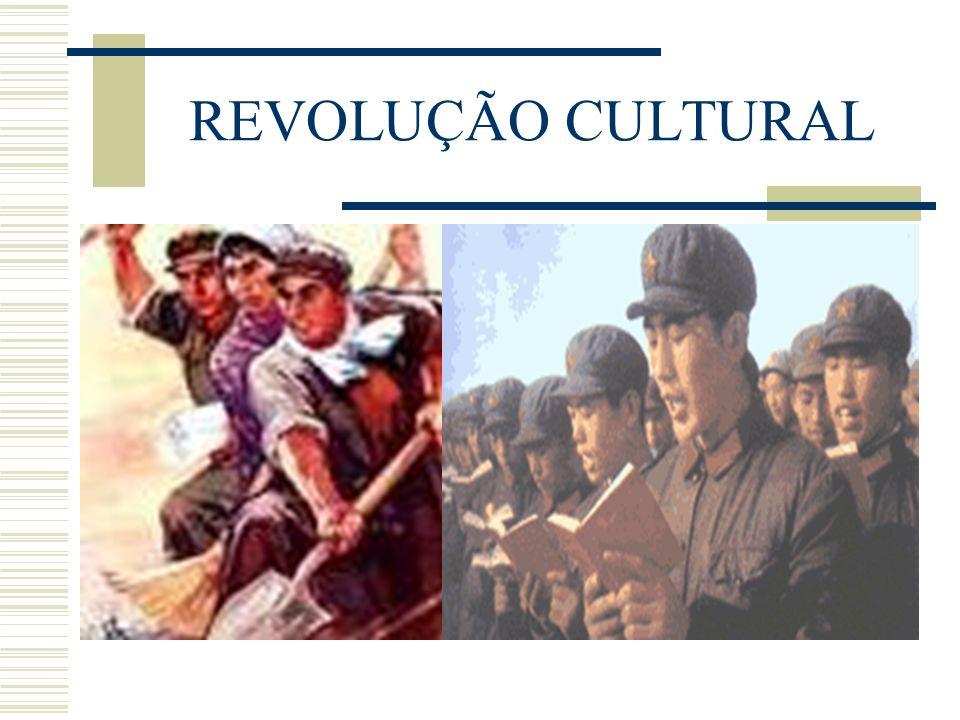 REVOLUÇÃO CULTURAL