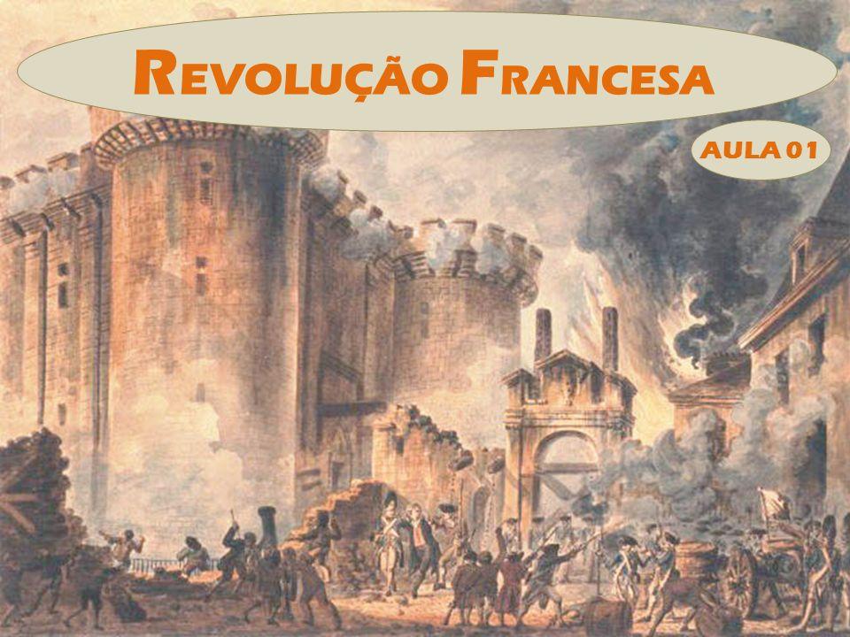 REVOLUÇÃO FRANCESA AULA 01