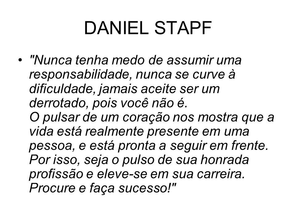 DANIEL STAPF