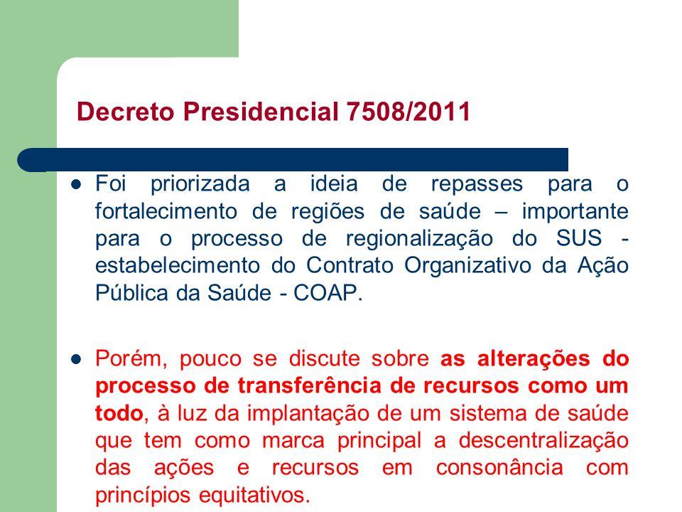 Decreto Presidencial 7508/2011