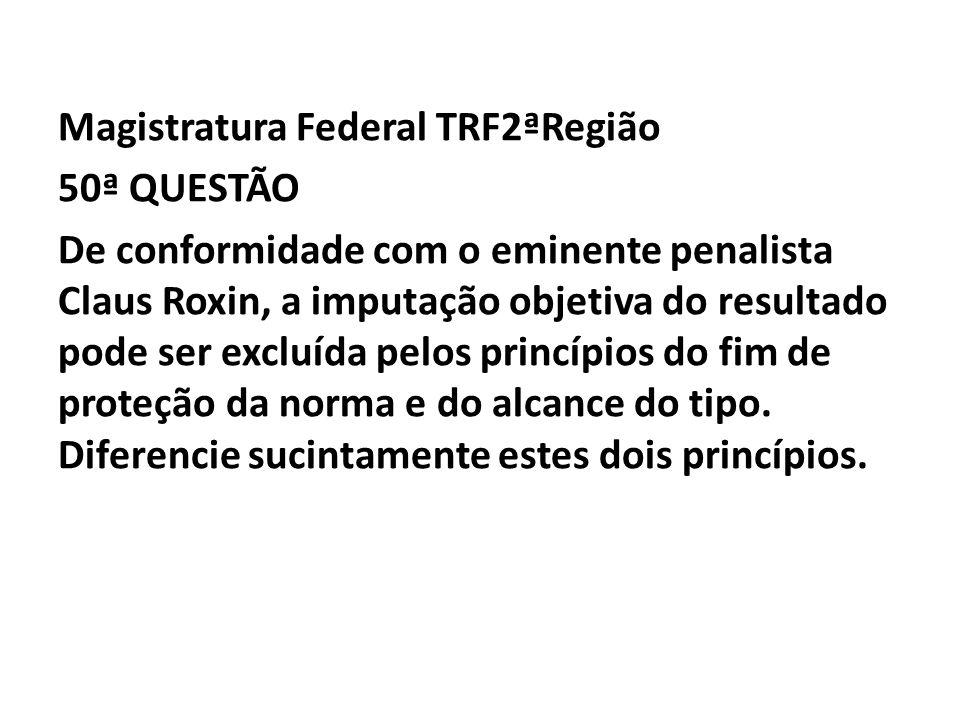 Magistratura Federal TRF2ªRegião