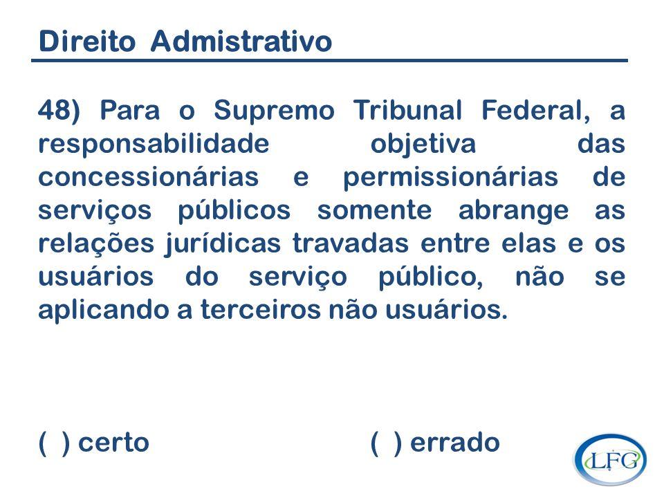 Direito Admistrativo