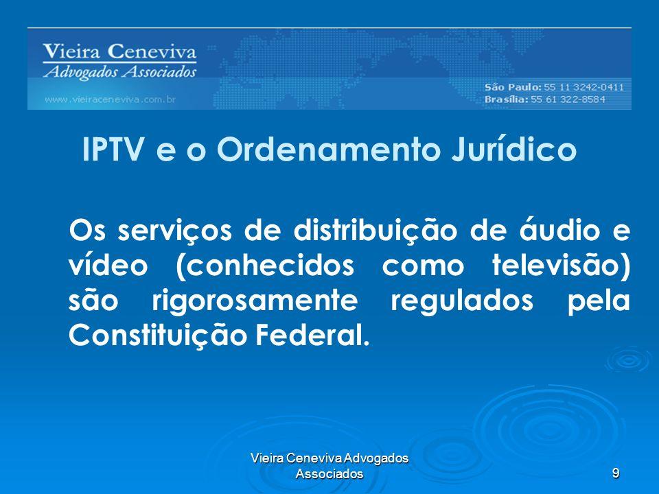 IPTV e o Ordenamento Jurídico