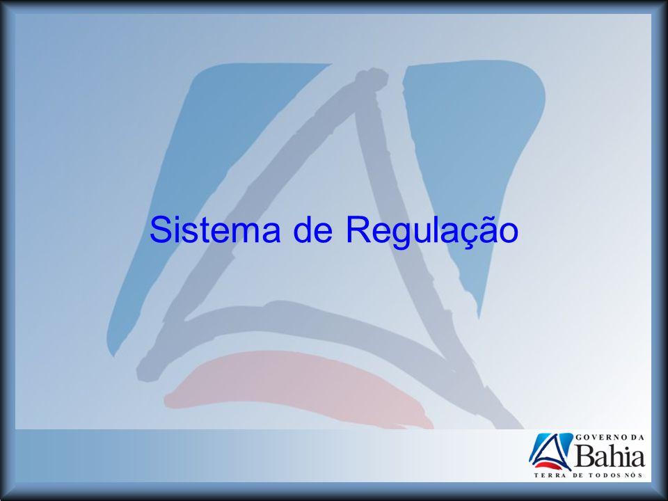 Sistema de Regulação