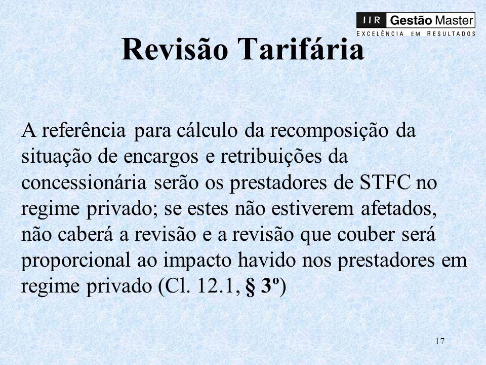 Revisão Tarifária
