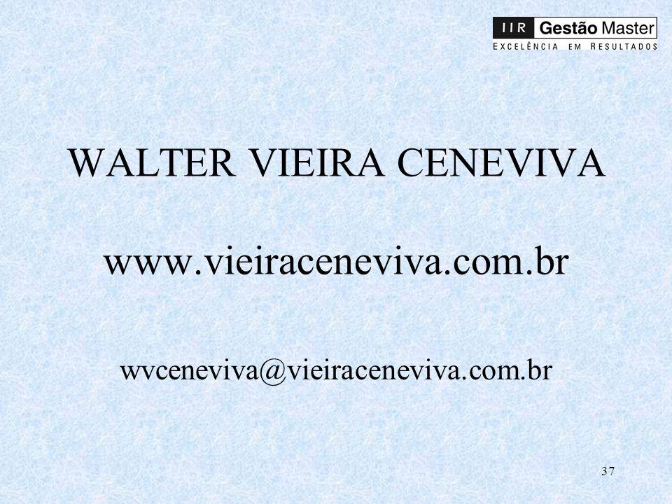 WALTER VIEIRA CENEVIVA www.vieiraceneviva.com.br