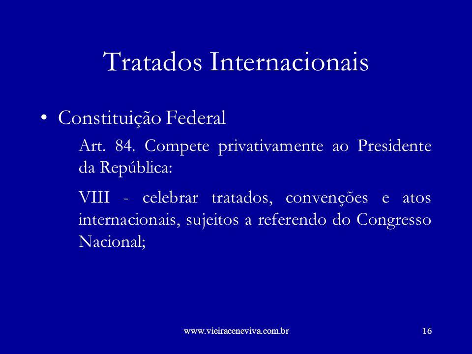 Tratados Internacionais