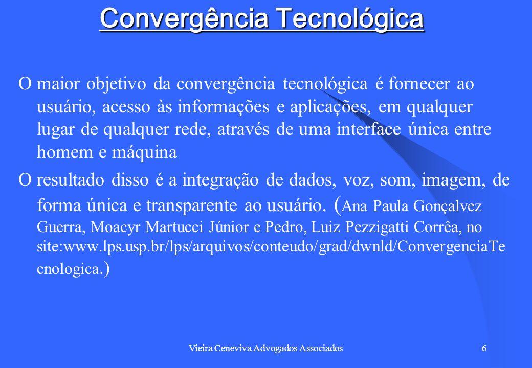 Convergência Tecnológica