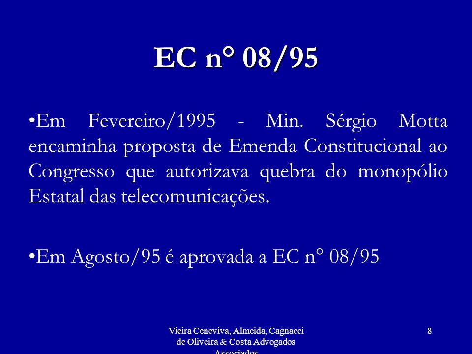EC n° 08/95