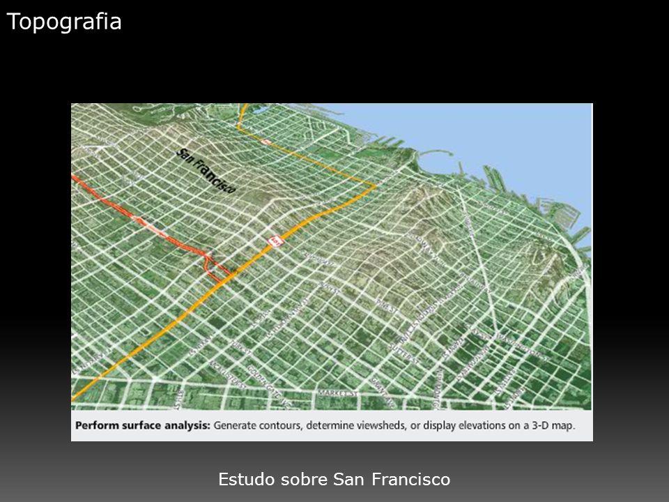 Estudo sobre San Francisco