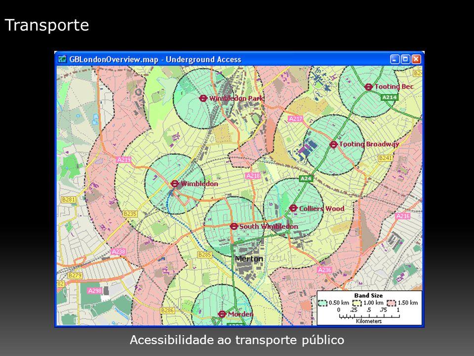 Acessibilidade ao transporte público