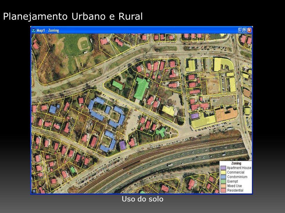 Planejamento Urbano e Rural