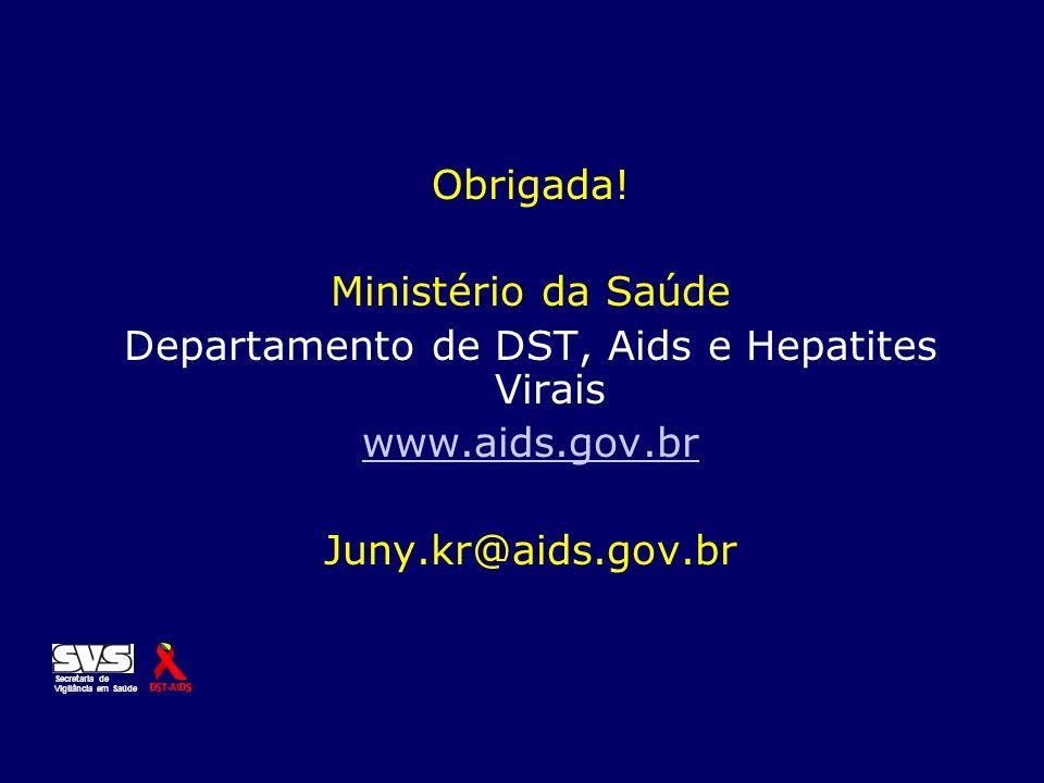 Departamento de DST, Aids e Hepatites Virais