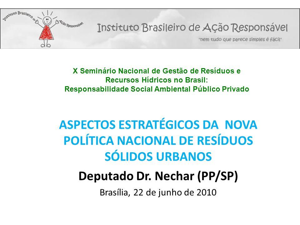 Deputado Dr. Nechar (PP/SP)