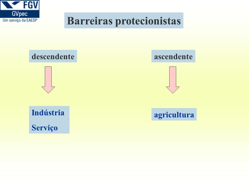 Barreiras protecionistas