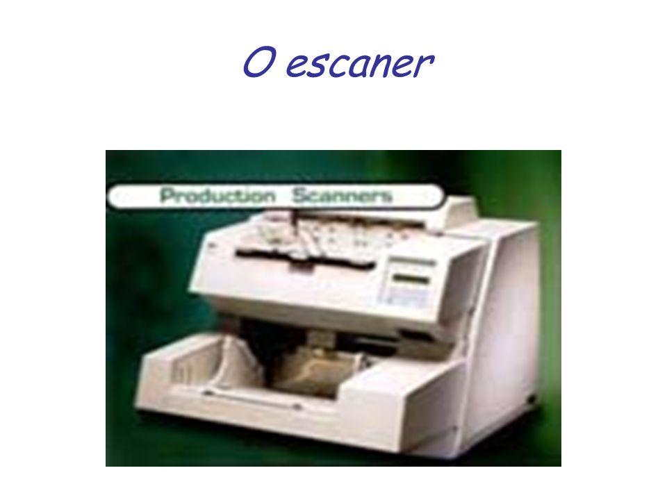 O escaner