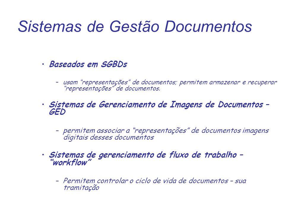 Sistemas de Gestão Documentos