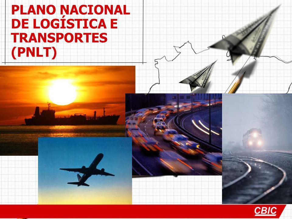 PLANO NACIONAL DE LOGÍSTICA E TRANSPORTES