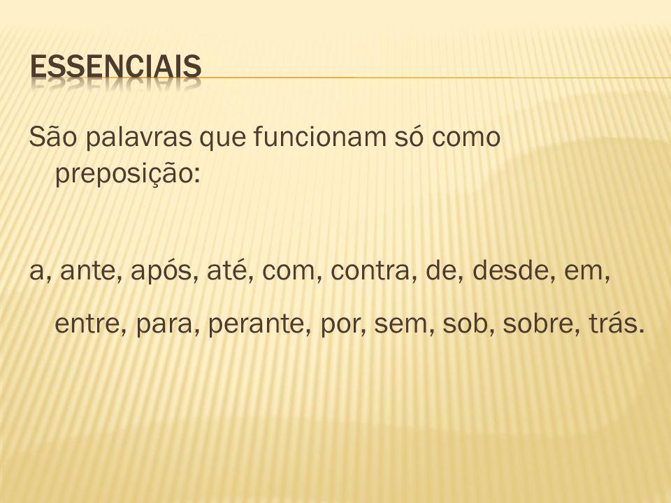 Essenciais