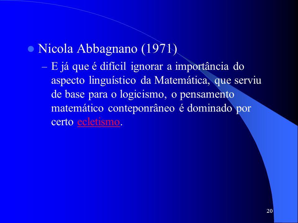 Nicola Abbagnano (1971)