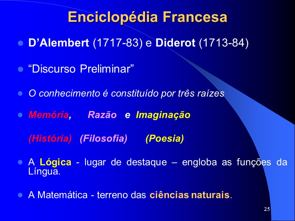 Enciclopédia Francesa