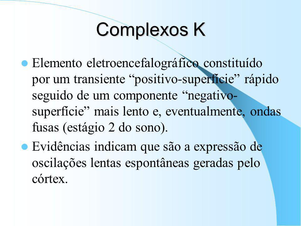 Complexos K