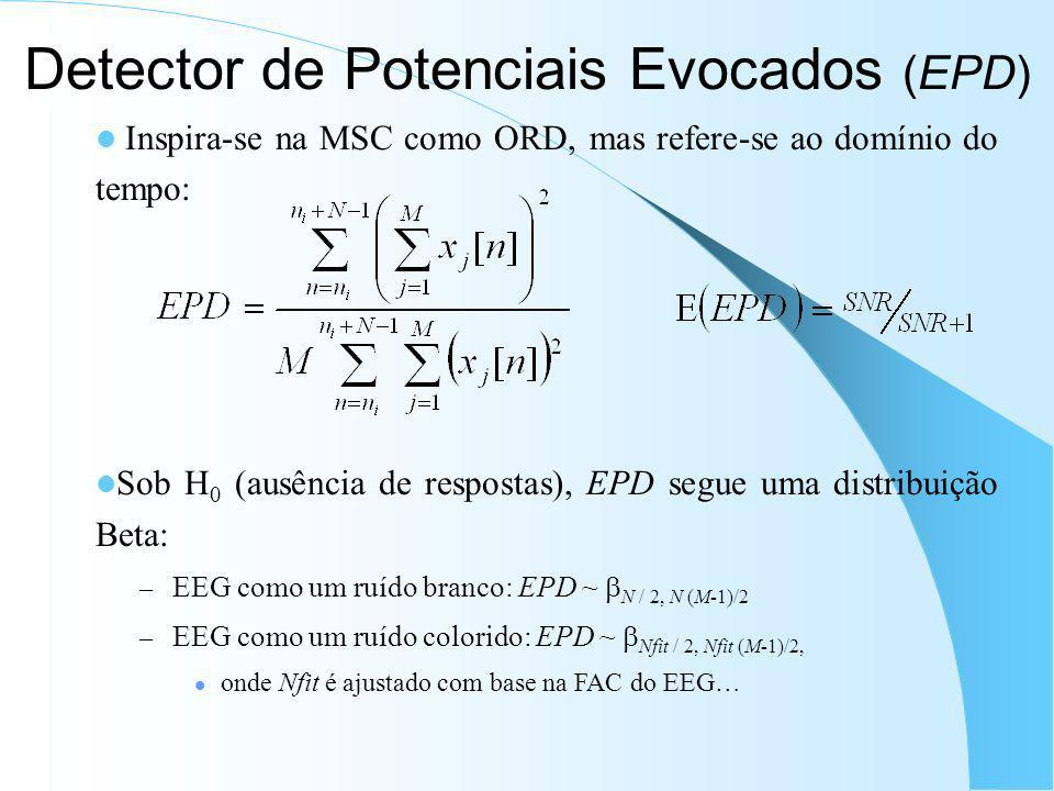 Detector de Potenciais Evocados (EPD)