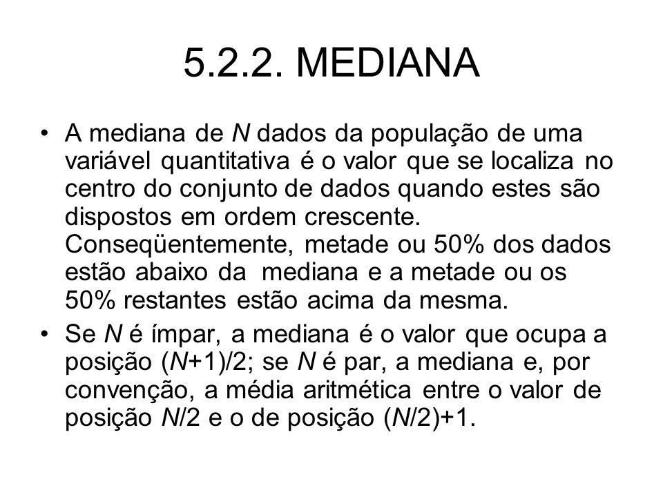 5.2.2. MEDIANA