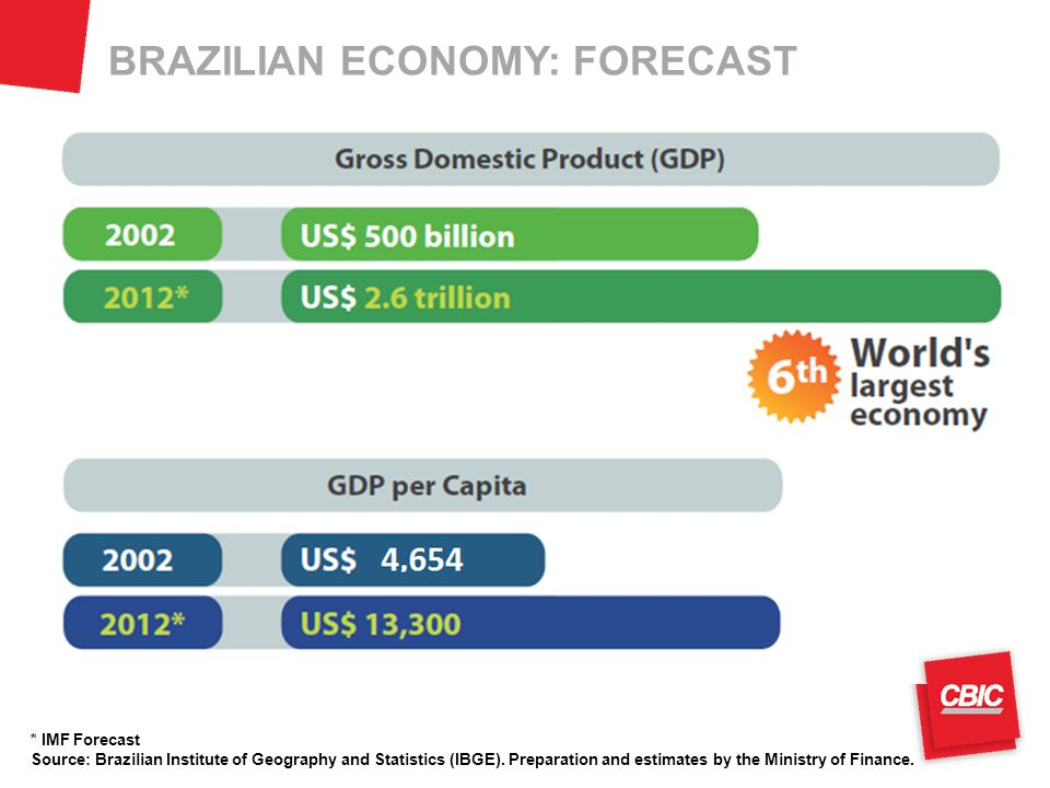 BRAZILIAN ECONOMY: FORECAST