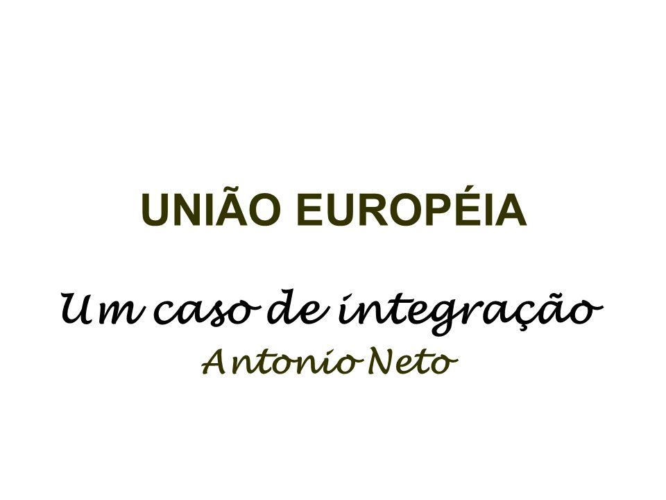 Um caso de integração Antonio Neto
