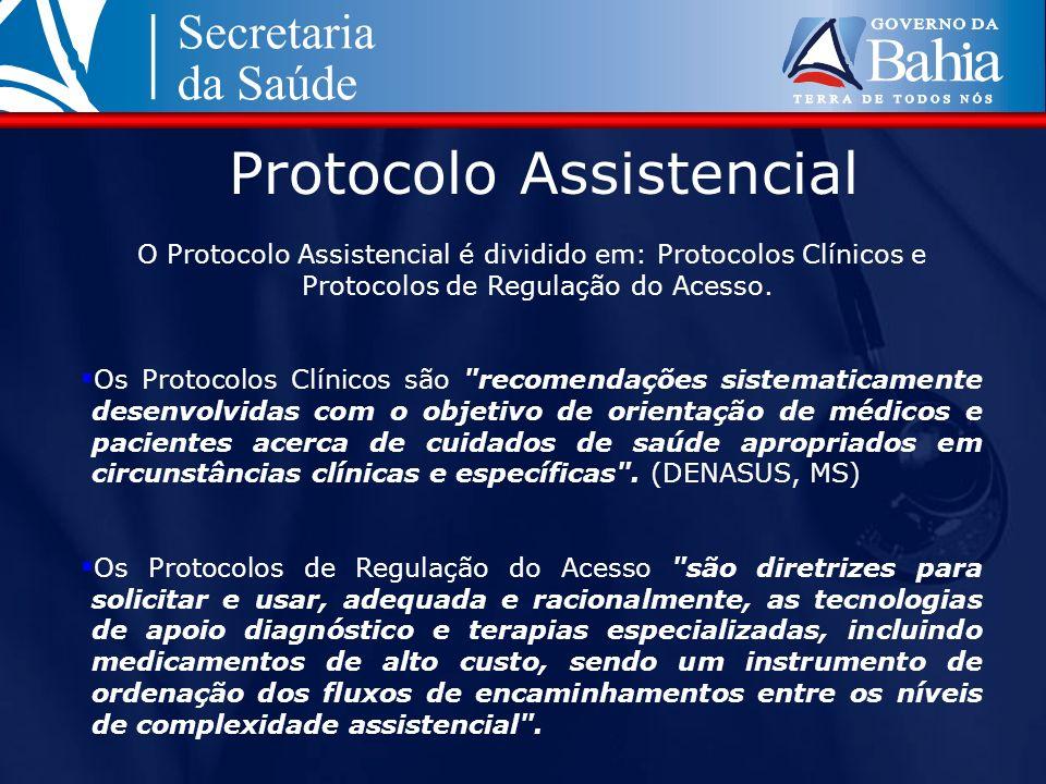 Protocolo Assistencial